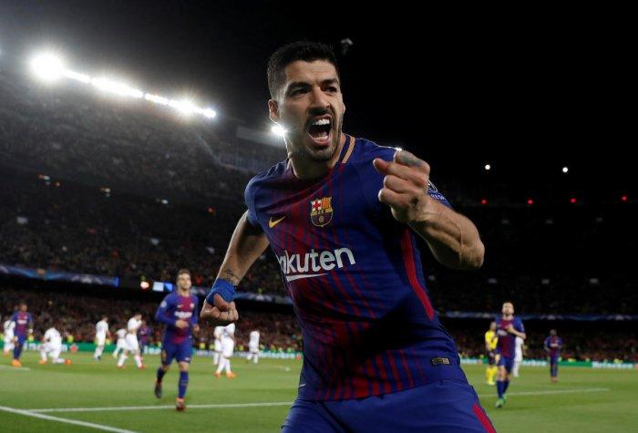 Barcelona ride luck against Roma