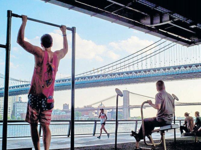 Exercise may make you happier: study