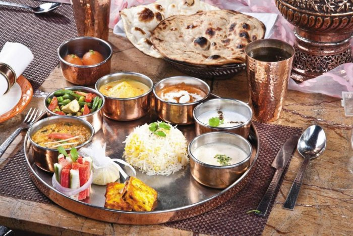 A thali for right reasons