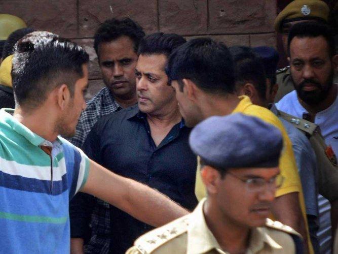 Decision on Salman Khan's bail plea reserved till tomorrow