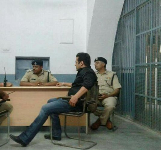Blackbuck case: Salman Khan's bail hearing adjourned