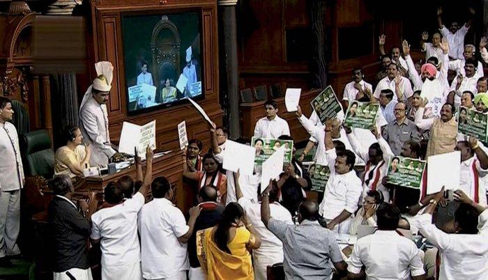 Lok Sabha adjourns sine die; fails to take up no-confidence notices