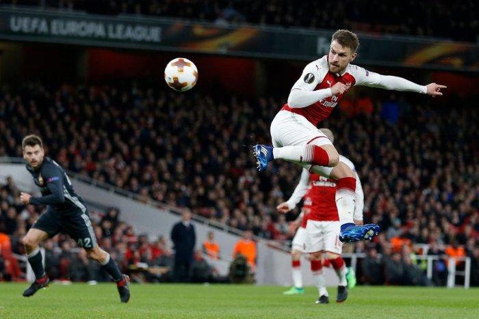 Classy Arsenal hammer CSKA