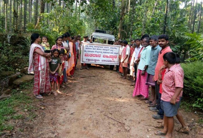 Denied basic facilities, Banjarumale residents to boycott elections