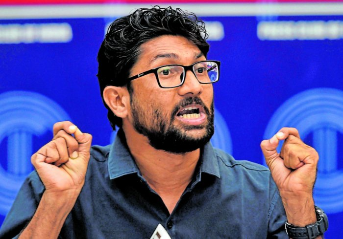 FIR against Mevani for call to disrupt to PM's rally