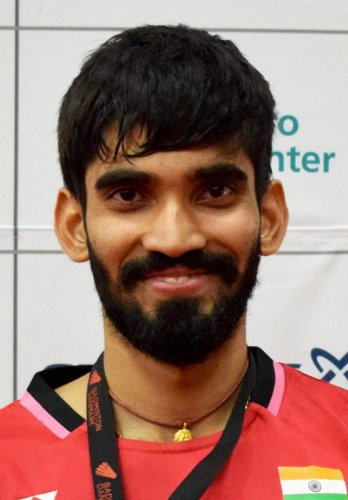 Srikanth leads India to badminton team event semifinals