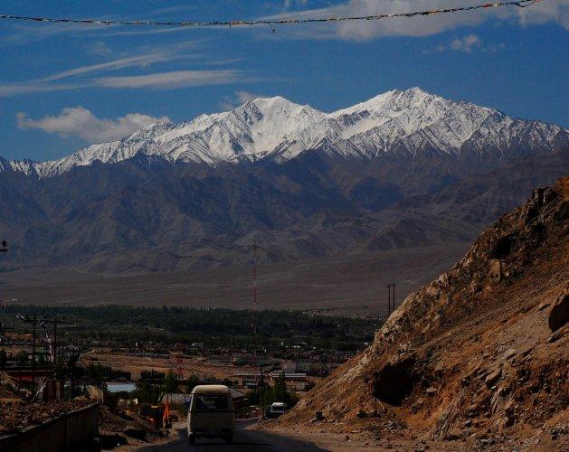 Ladakhi escapes