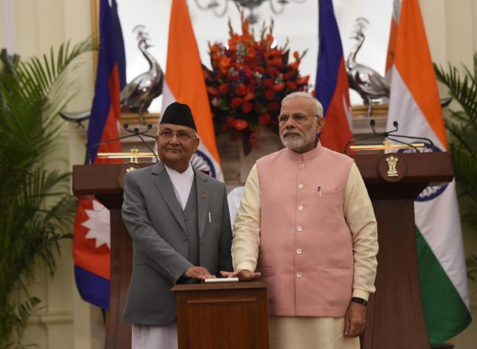 India offers help to lay rail line to Kathmandu