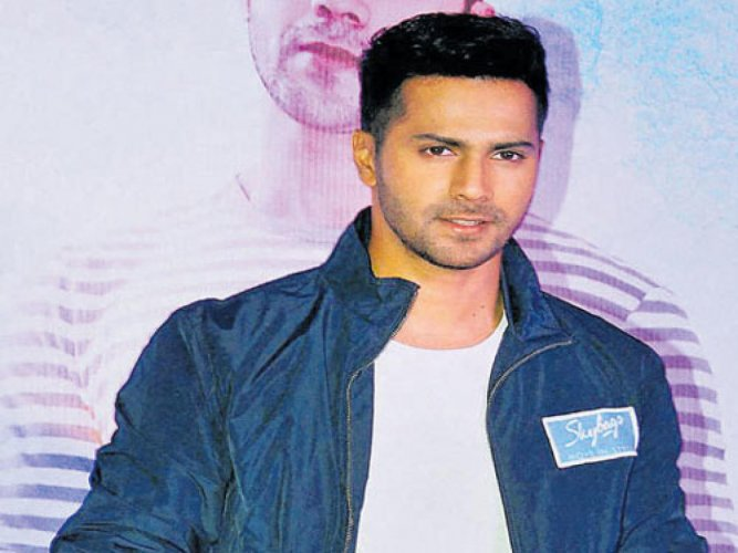 Salman too young to have a biopic made on him: Varun Dhawan
