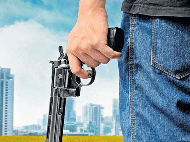 Bike-borne assailants shoot at TV journalist in his Ghaziabad home