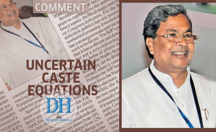 Karnataka elections: Uncertain caste equations