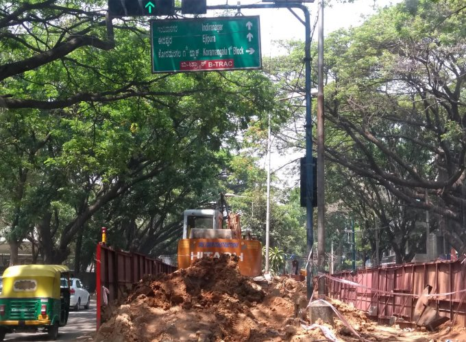 Koramangala flyover project moves closer to fruition