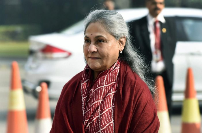 Jaya Bachchan rings in 70th birthday