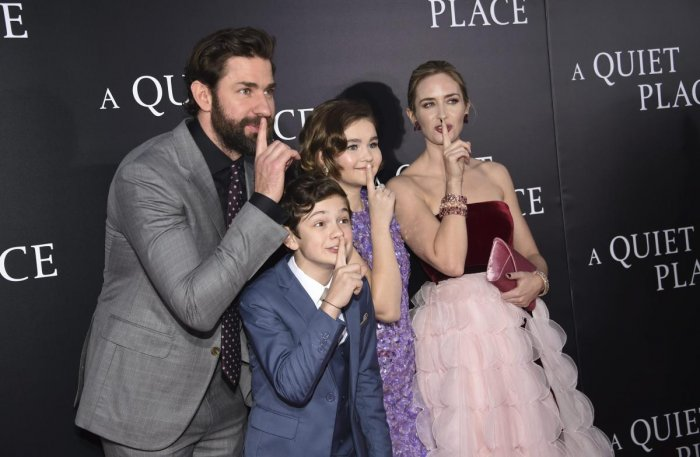 John Krasinski insisted deaf actor to be cast in 'A Quiet Place': Screenwriters