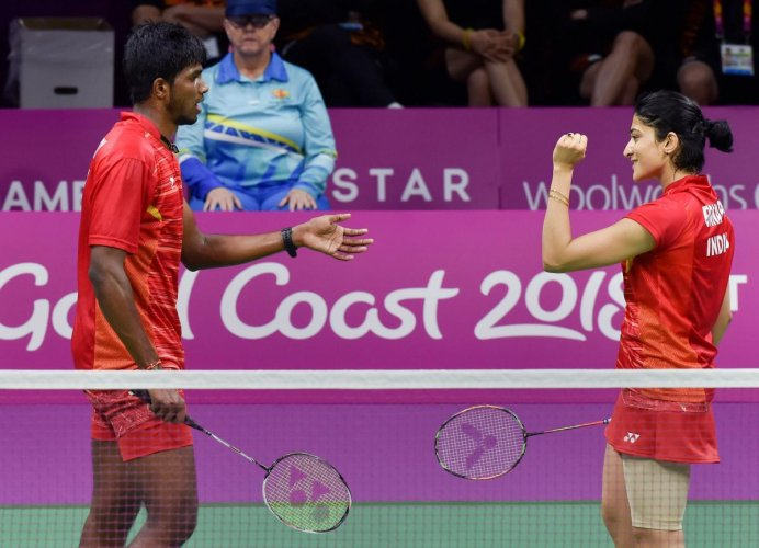 India claim maiden badminton mixed team gold at Commonwealth Games