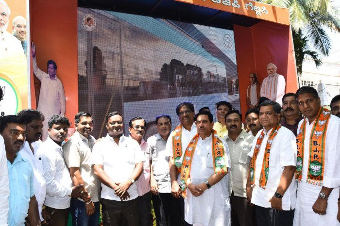 BJP to bring out constituency-wise manifesto