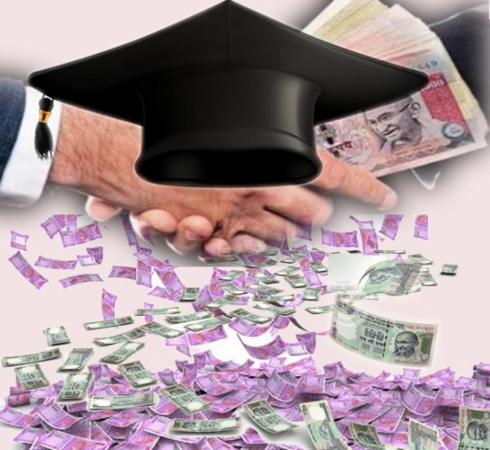 Chancellors of vice, universities of corruption