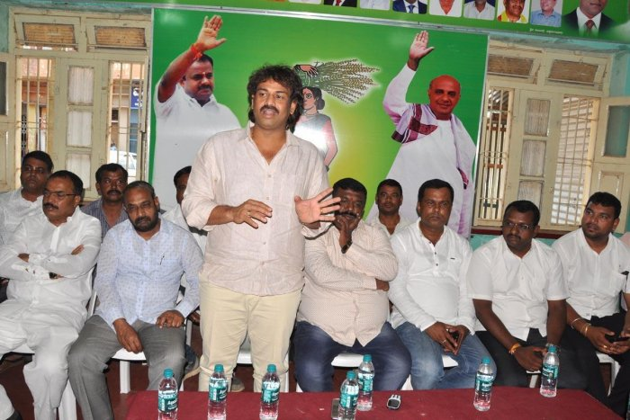 'Strengthen JD(S) at grassroots level'
