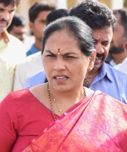 State government is misusing administrative machinery: Shobha Karandlaje