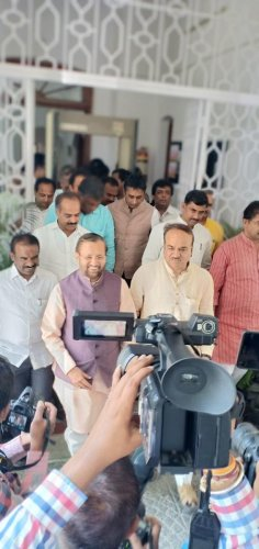 BJP accuses harassment by officials, lodges complaints before ECI