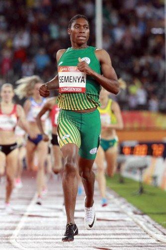 Semenya lives upto her word
