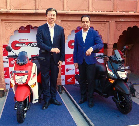 Honda to invest Rs 800 cr this yr