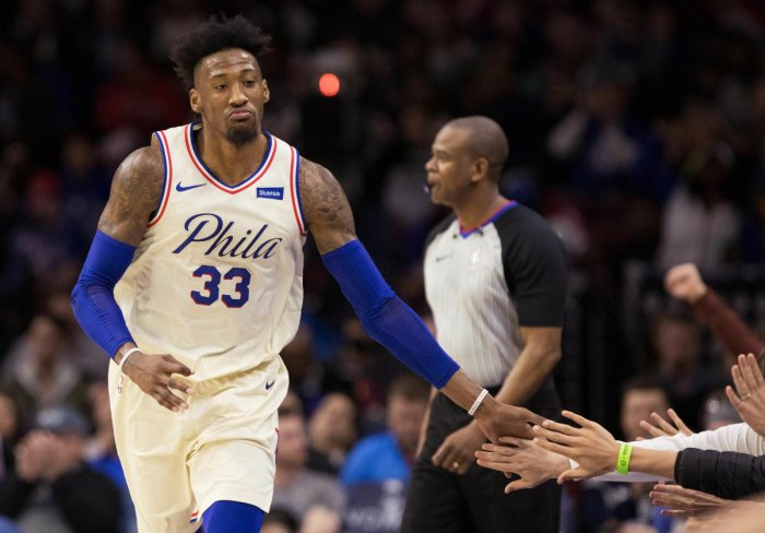 NBA playoff race roundup: Sixers win 15th straight