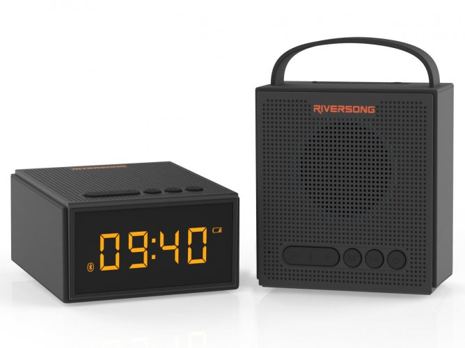 Bluetooth speakers by Riversong Technology Limited