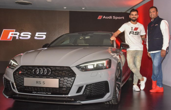 Audi hints at 1st EV in India by 2020