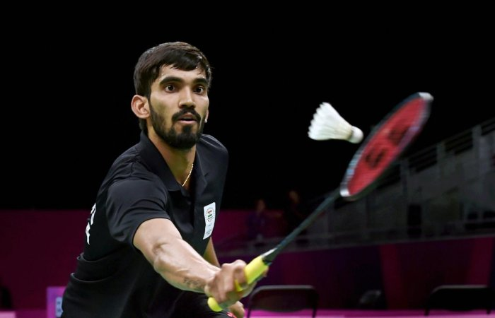 Srikanth rises to World No. 1 ranking