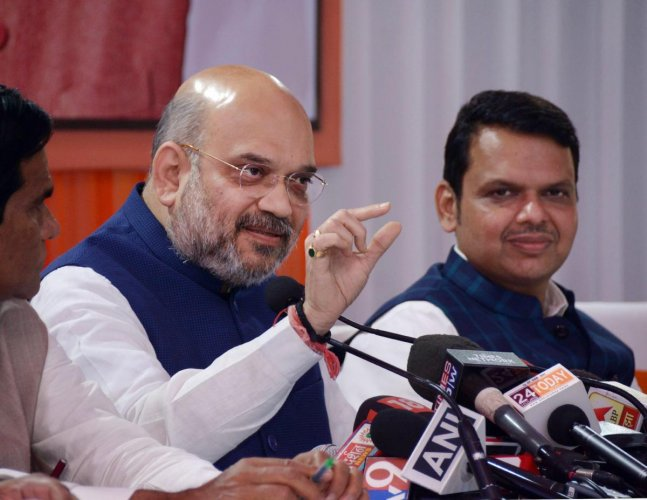 Congress's priority is politics of disruption and instability, not people's welfare: Amit Shah
