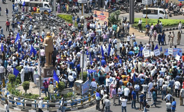 MHA asks states to ensure security during Ambedkar Jayanti on April 14
