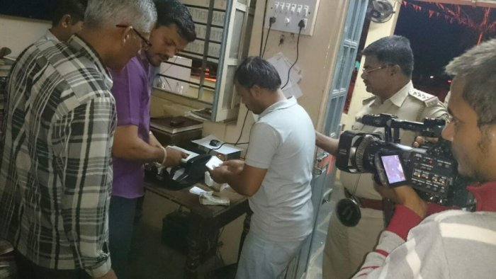 Cash amounting to Rs 4 crore seized