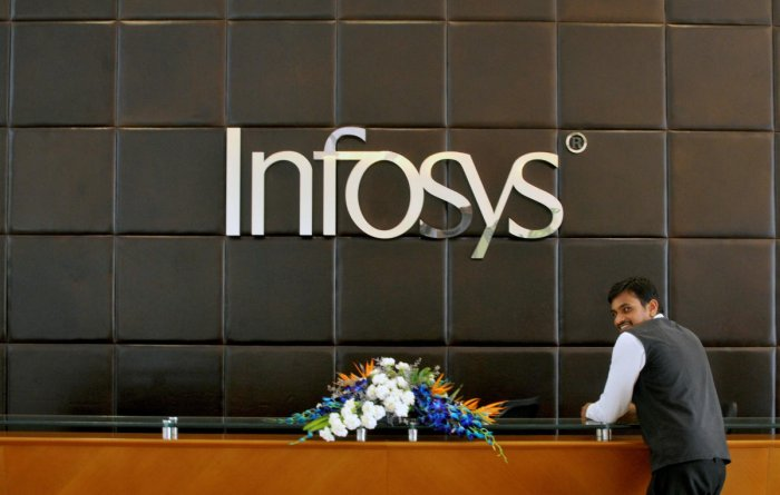 Infosys shares gain over 1% ahead of earnings