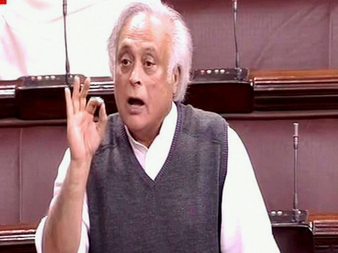 Jairam Ramesh. PTI file photo.