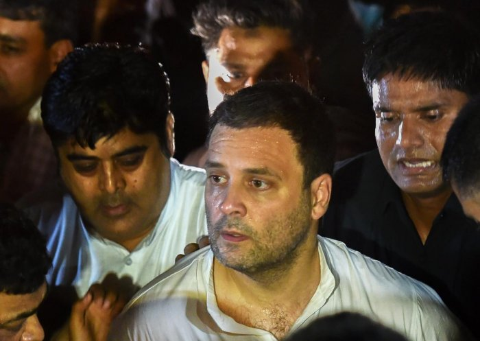 India want's to know: when, tweets Rahul after PM's assurance