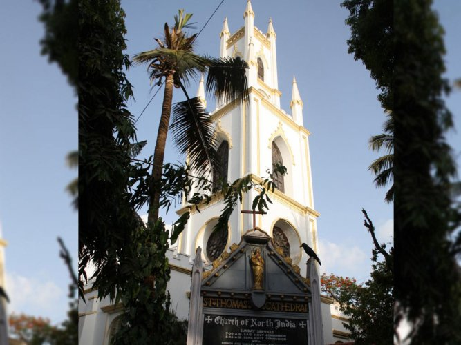 Mumbai: St Thomas cathedral turns 300