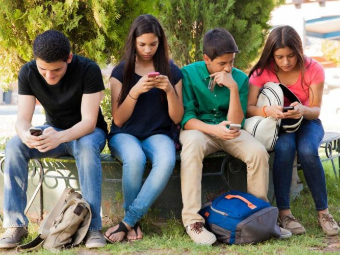 Smartphone addiction increases loneliness, anxiety and depression: study