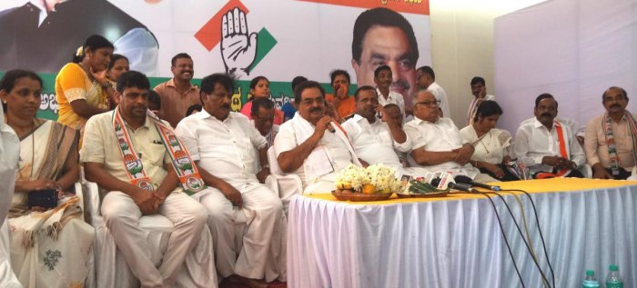 Communalists can't digest harmony, says Ramanath?Rai
