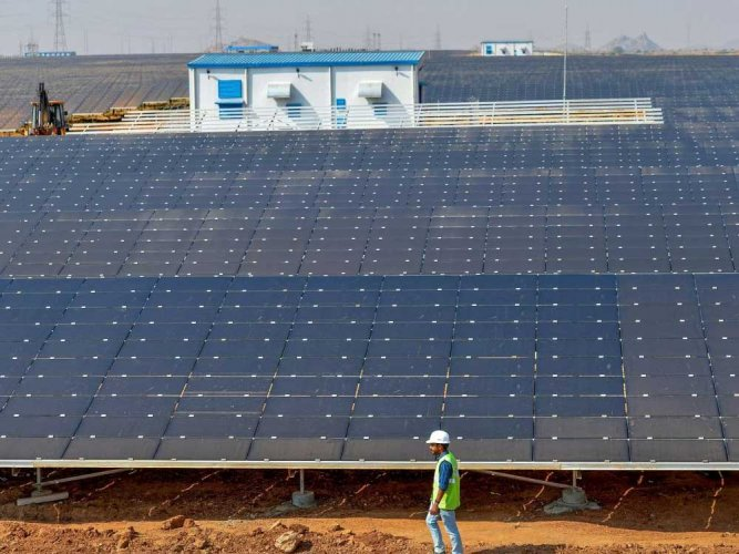 Largest solar project commissioned by MRPL