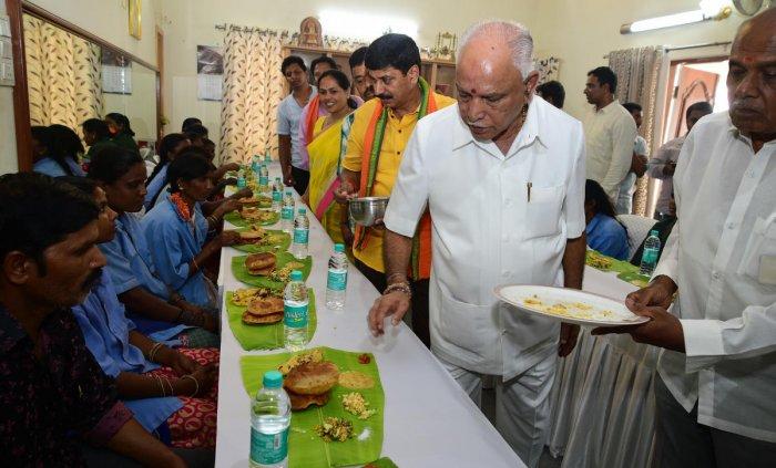 BJP devotes itself to appeasing Dalits on Ambedkar Jayanti