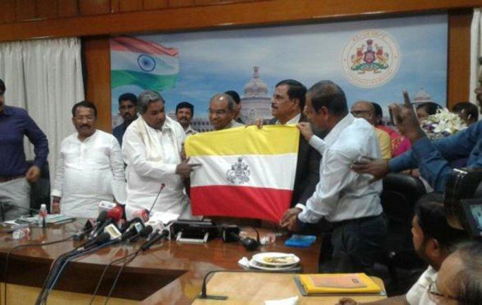 Congress rakes up Kannada pride