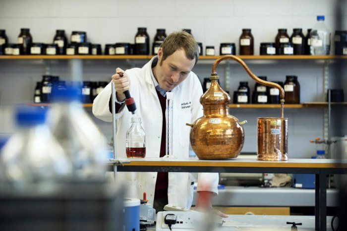 Distilleries test Scotch whisky's limits