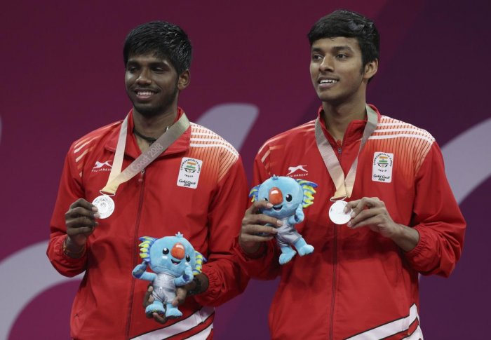 Satwik-Chirag win historic men's badminton doubles silver at CWG