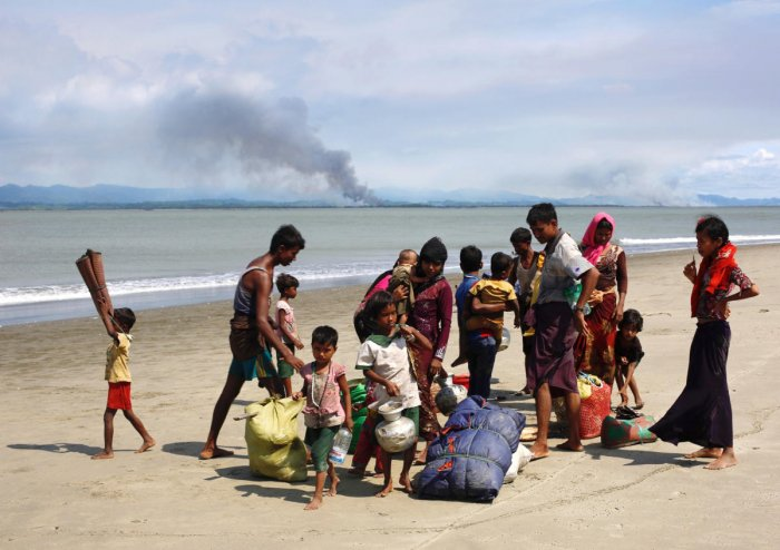 First Rohingya family repatriated to Myanmar