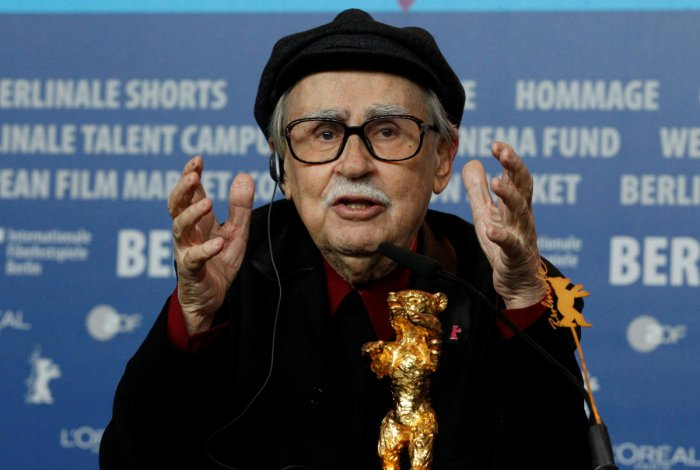 Director Vittorio Taviani. Reuters File Photo
