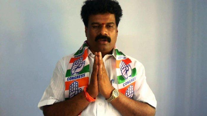 Anekal Congress MLA Shivanna