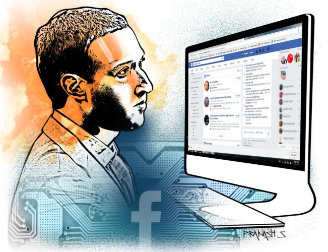 Facebook has chosen poll-bound Karnataka to launch its first concerted effort towards a crackdown on fake news.