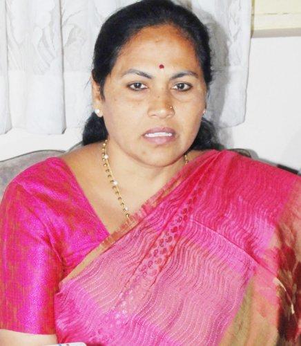 Shobha Karandlaje