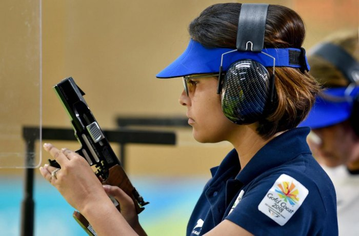Having won her maiden singles CWG gold, Heena Sindhu wants to strike it rich at the upcoming World Championships. PTI